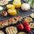мяса · овощей · электрических · гриль · кукурузы - Сток-фото © phbcz