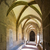 cloister of monastery hronsky benadik slovakia stock photo © phbcz