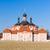 cistercian priory mariansky tynec czech republic stock photo © phbcz