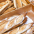 Francia · baguette · aislado · blanco · pan · trigo - foto stock © phbcz