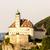 城 · オーストリア · ドナウ川 · 川 · 谷 · 空 - ストックフォト © phbcz
