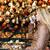 nő · iszik · forró · bor · karácsony · piac - stock fotó © phbcz