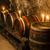винный · погреб · вино · регион · Словакия · свечу · цистерна - Сток-фото © phbcz