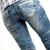 detail · vrouw · vrouwen · mode · jeans - stockfoto © phbcz