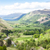 view of valley with loch broom at background highlands scotlan stock photo © phbcz