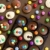 csendélet · csokoládé · étel · cukorka · fehér · édesség - stock fotó © phbcz