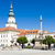 archbishops palace kromeriz czech republic stock photo © phbcz