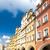 vieux · ville · Pologne · bâtiment · paysage · vert - photo stock © phbcz