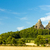 ruins of trosky castle czech republic stock photo © phbcz