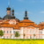 cistercian priory mariansky tynec czech republic stock photo © phbcz
