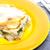 végétarien · lasagne · grillé · pin · noix - photo stock © phbcz