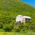milesov palace and observatory on milesovka ceske stredohori c stock photo © phbcz