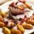 бекон · груши · изюм · бренди · мяса - Сток-фото © phbcz