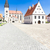 町役場 · 広場 · スロバキア · 家 · 市 · 教会 - ストックフォト © phbcz