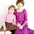 portré · kettő · nővérek · lány · szeretet · gyermek - stock fotó © phbcz
