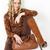 ül · nő · visel · barna · ruházat · csizma - stock fotó © phbcz