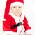 肖像 · サンタクロース · 少女 · 赤ちゃん · 子 - ストックフォト © phbcz