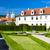 jardim · igreja · Praga · tcheco · República · Checa - foto stock © phbcz