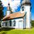 русский · православный · Церкви · здании · крест · архитектура - Сток-фото © phbcz