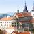 базилика · Чешская · республика · дома · здании · город · путешествия - Сток-фото © phbcz