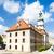 town hall of jelenia gora silesia poland stock photo © phbcz