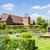 garden of hatfield house hertfordshire england stock photo © phbcz