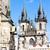 kasaba · kare · Prag · görmek · gündoğumu - stok fotoğraf © phbcz