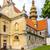 bazilika · szent · alsó · Lengyelország · épület · építészet - stock fotó © phbcz