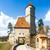 castle zvikov czech republic stock photo © phbcz