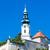 castle in nitra slovakia stock photo © phbcz
