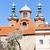 kilise · aziz · Prag · Çek · Cumhuriyeti · Bina · şehir - stok fotoğraf © phbcz
