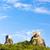 rovine · castello · Repubblica · Ceca · costruzione · viaggio · architettura - foto d'archivio © phbcz