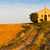 chapel with lavender field plateau de valensole provence fran stock photo © phbcz