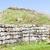 ruínas · arruinar · céu · árvores · montanha - foto stock © phbcz