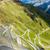 alpino · valle · Italia · nubi · verde · montagna - foto d'archivio © phbcz