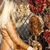 nő · karácsony · piac · Bécs · Ausztria · ajándék - stock fotó © phbcz