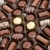шоколадом · окна · лента · празднования · конфеты · сердцах - Сток-фото © phbcz
