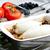sepia · pomidory · czarne · oliwki · perła · bar - zdjęcia stock © phbcz
