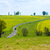 spring landscape with a road czech republic stock photo © phbcz