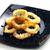 кальмар · кольцами · продовольствие · ресторан · томатный · столовой - Сток-фото © phbcz