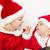 サンタクロース · 孤立した · 白 - ストックフォト © phbcz