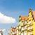 квадратный · Польша · дома · город · архитектура · города - Сток-фото © phbcz