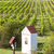 gods torture near hnanice with autumnal vineyard southern mor stock photo © phbcz