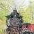 estreito · ferrovia · trem · vapor · ao · ar · livre - foto stock © phbcz