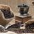 kahve · çekirdekleri · öğütücü · fransız · organik · sığ · alan - stok fotoğraf © phbcz