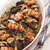 куриные · бекон · грибы · чеснока · пластина - Сток-фото © phbcz