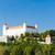 bratislava castle slovakia stock photo © phbcz