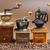 три · кофе · 3D · оказанный · иллюстрация · изолированный - Сток-фото © phbcz