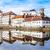 château · palais · République · tchèque · bâtiment · Voyage · rivière - photo stock © phbcz