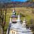 wooden church dubne poland stock photo © phbcz